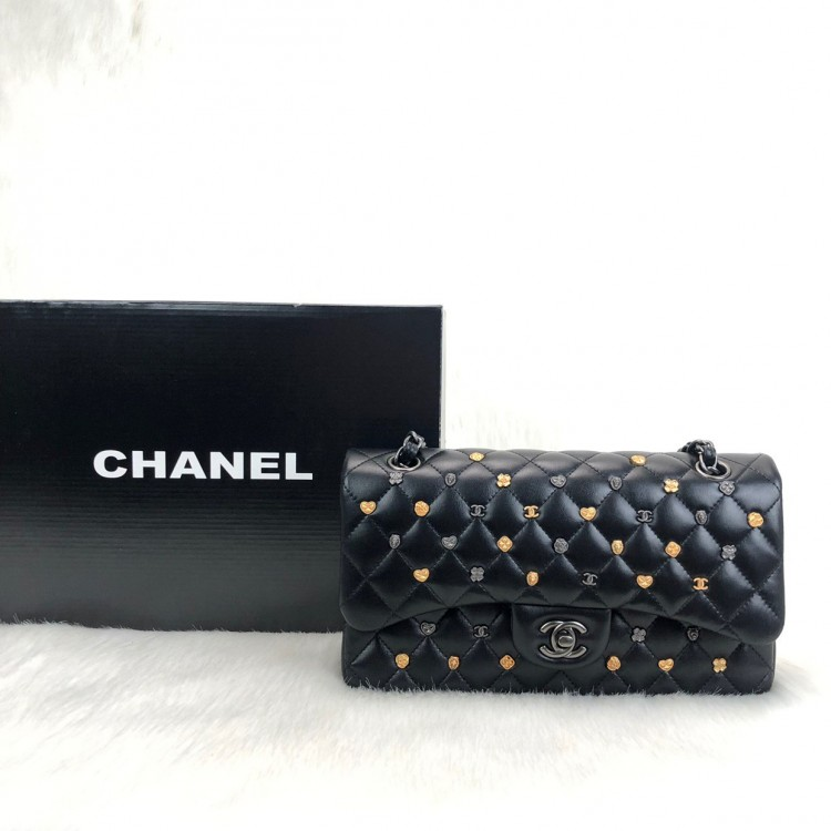 CHANEL FLAP LUCKY CHARMS ORTA BOY SPECİAL