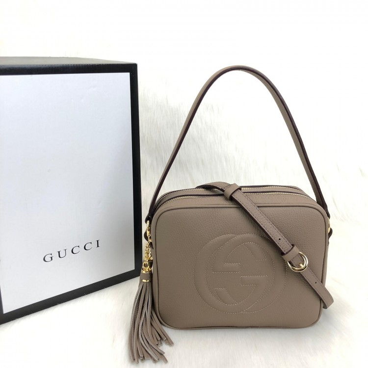 GUCCİ SOHO DOUBLE VİZON