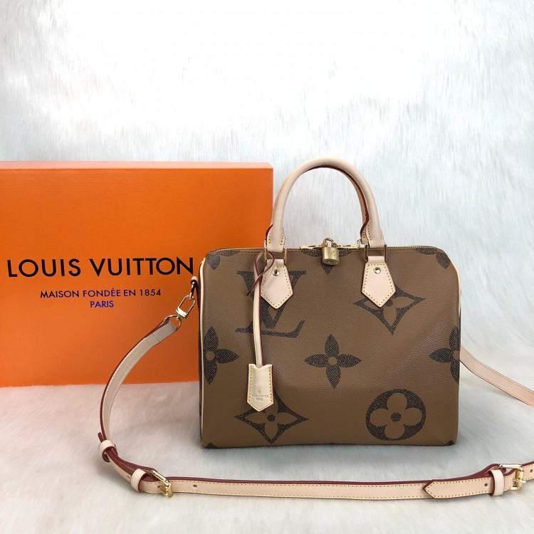 LOUİS VUİTTON SPEEDY OVER SİZE 30 CM RESERVE