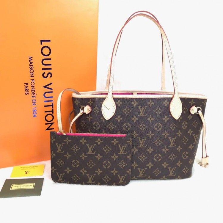 LOUİS VUİTTON NEVERFULL PM CLASSİC SPECİAL
