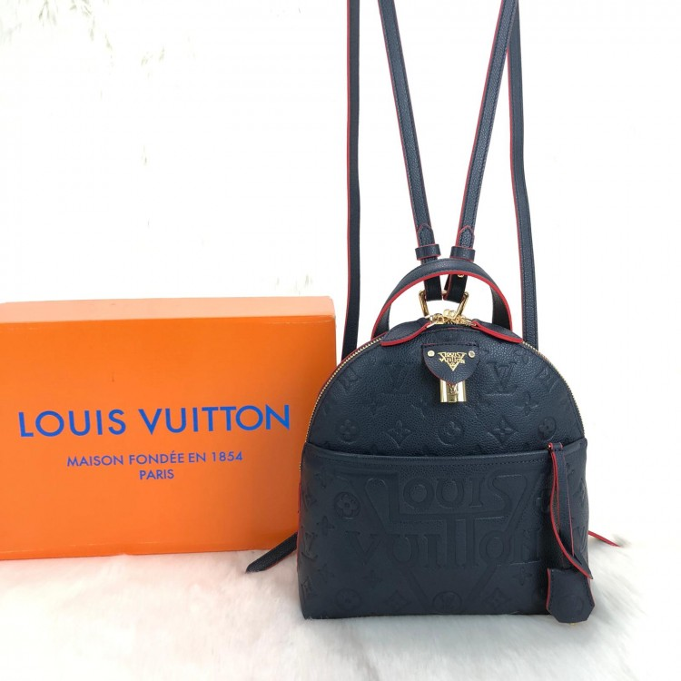LOUİS VUİTTON MOON BACKPACK LACİVERT LİMİTED
